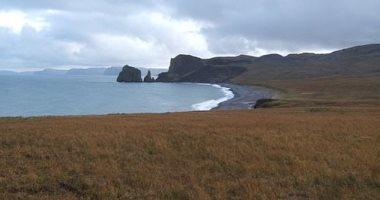 انخفاض الجليد فى شمال المحيط الهادئ بمعدلات خطيرة بسبب تغير المناخ