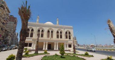 افتتاح 7 مساجد على محور المحمودية بالإسكندرية اليوم.. صور