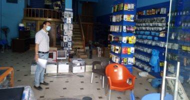 ضبط 30 قضية تموينية خلال حملة على أسواق أسوان