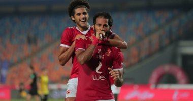 مروان محسن يقود هجوم الأهلي أمام نادي مصر ..ومعلول والشحات على الدكة