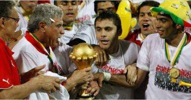 """كأس أفريقيا فين؟.. أحمد حسن: """"سلمتها فى 2011 وياريتنى احتفظت بيها"""""""