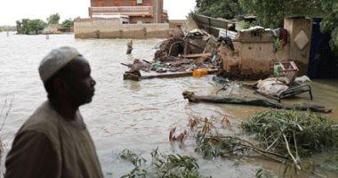 15 صورة ترصد معاناة شعب السودان مع الفيضان والسيول .. ألبوم