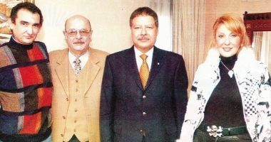 """نادية الجندى تستعيد ذكريات زيارة أحمد زويل لفريق """"من أطلق الرصاص على هند علام"""""""