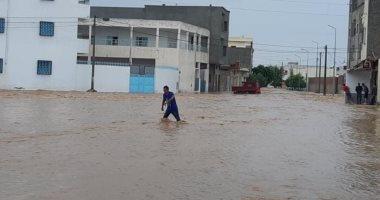 فقدان سيدة جراء الأمطار الغزيرة فى إقليم جارد بجنوب فرنسا