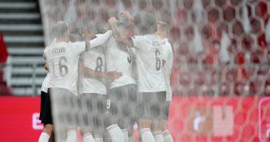 بلجيكا تتقدم بهدف على الدنمارك في الشوط الأول.. فيديو