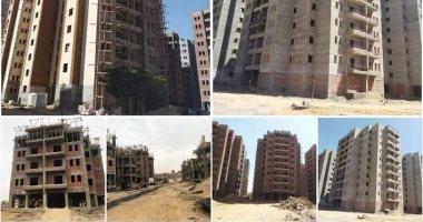 مشروع معا لتطوير العشوائيات ينقذ 4416 أسرة فى القاهرة