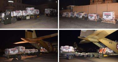 مصر تفتح جسرا جويا لإرسال مساعدات عاجلة لمتضررى السيول في السودان وجوبا