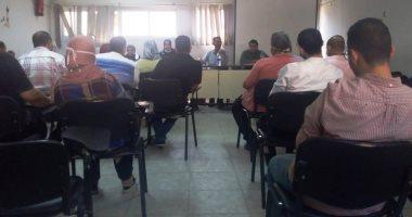 """""""صحة كفر الشيخ"""" تعقد اجتماعا لمناقشة الاستعدادات لانتخابات الإعادة لمجلس الشيوخ"""