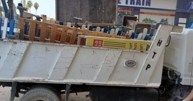 رئيس مدينة المحلة يعلن نتائج حملات إزالة الإشغالات خلال شهر أغسطس.. صور