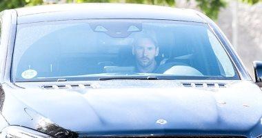ميسي يظهر فى مقر تدريبات برشلونة لأول مرة بعد التراجع عن الرحيل