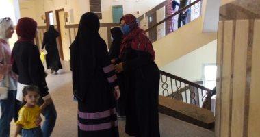 """القومى للمرأة بشمال سيناء يطلق حملة """"الوقاية أفضل من العزل"""" للحماية من فيروس كرونا"""