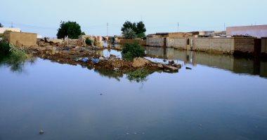 """السودان تؤكد استمرار انخفاض منسوب النيل وتسجل 7 سم فى """" خشم القربة """""""