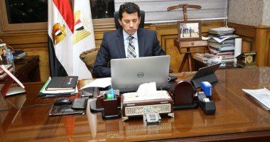 وزارة الرياضة توفر 1000 حاسب آلى بمراكز الشباب ضمن خطة التحول الرقمى