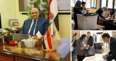 موقع الهيئة الوطنية يتيح الاستعلام عن المحافظة والدائرة بانتخابات النواب