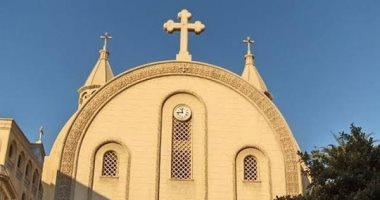 """أسقف منفلوط يدشن كنيسة جديدة 28 نوفمبر ويُرقى راهبين لرتبة """"قسيس"""""""