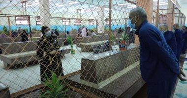 حقوقيون يشيدون بحسن معاملة السجناء فى وادى النطرون