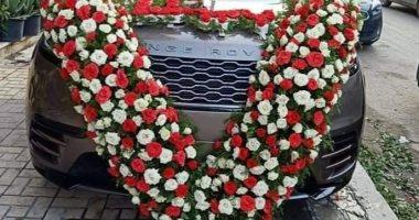 حمو بيكا يفاجئ عروسه بسيارة جديدة ليلة زفافهما.. صور