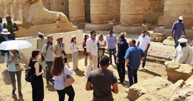 فى اليوم العالمى للسياحة.. 2.5 مليون فرصة عمل مرتبطة بالقطاع فى مصر