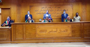 صور.. ننشر أسماء المحكوم عليهم بالمؤبد والسجن 3 سنوات بأحداث قسم العرب
