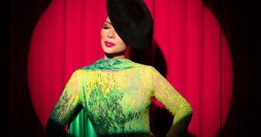 """أصالة فى أحدث ظهور لها بكلمات متفائلة قبل طرح ألبومها الخليجى """"لا تستسلم"""""""