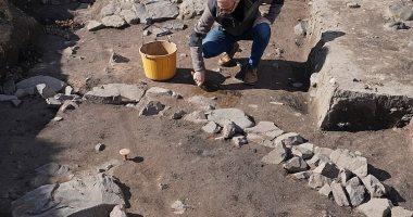 اكتشاف بقايا منزل رومانى فى إنجلترا عمره 2000 سنة.. صور