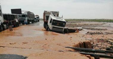 برنامج الغذاء العالمى يحذر من سوء الأوضاع الإنسانية بالسودان جراء الفيضانات