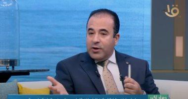 رئيس اتصالات النواب يتوقع وصول التحول الرقمي في مصر لـ 100%خلال أشهر.. فيديو