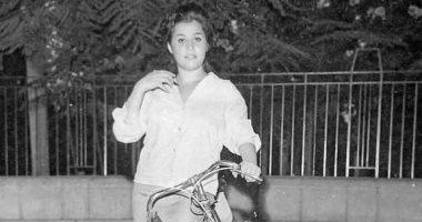 """صورة نادرة لـ""""صباح"""" شقيقة سعاد حسنى قبل وفاتها عام 1965 - اليوم السابع"""