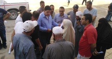 التفاصيل الكاملة لمصالحات البناء فى شمال سيناء وأسعارها