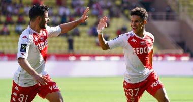 موناكو يتقدم لوصافة الدوري الفرنسي بثنائية ضد نانت.. فيديو