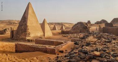"""فيضانات السودان.. تعرف على """"مروى"""" مدينة الأهرام الشهيرة ومهد حضارة كوش"""