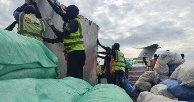 التضامن ترسل 197 طن مساعدات غذائية واغاثية إلى شمال وجنوب السودان