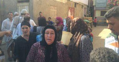 شكوى من انقطاع مياه الشرب عن شارع نور الجارية بكفر طهرمس فى الجيزة