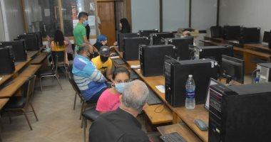 معامل تنسيق جامعة القاهرة تستقبل طلاب الثانوية العامة لتقليل الاغتراب