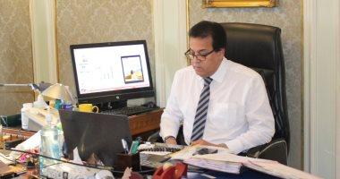 وزير التعليم العالى يضع حجر الأساس لجامعة المنصورة الأهلية اليوم
