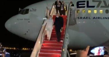 نتنياهو يصل الولايات المتحدة لتوقيع اتفاق السلام مع الإمارات والبحرين