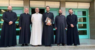الكنيسة الكاثوليكية تبحث تحديات الإيبارشيات بالقاهرة والإسكندرية