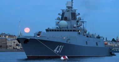 البحرية الروسية تتسلم أول فرقاطة قادرة على التخفى عن الرادارات بحلول 2022