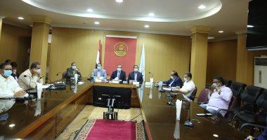 محافظ كفر الشيخ يوجه بتقديم كافة التسهيلات للمواطنين فى طلبات التصالح