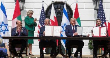 العربية: ترامب يغادر البيت الأبيض بعد توقيع اتفاق السلام