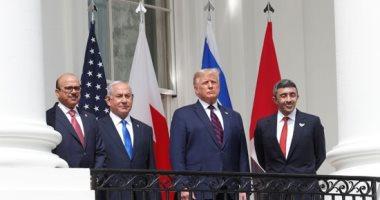 """ترامب: التطورات الجارية ستقود إلى """"سلام حقيقى"""" فى الشرق الأوسط"""