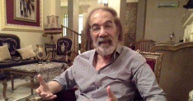 النيابة تحقق فى بلاغ المهن التمثيلية ضد مروجى شائعة وفاة محمود ياسين