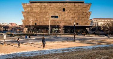 إعادة افتتاح المتحف الوطنى للتاريخ والثقافة الأمريكية الأفريقية