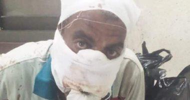 ضبط 2 وهروب 4 آخرين متهمين بقطع أنف عمهم بسبب الميراث بالمحلة