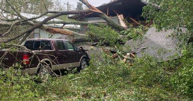 إعصار دولفين يهدد اليابان بأمطار غزيرة ورياح عاتية وانهيارات أرضية وفيضانات