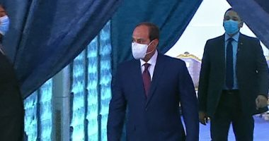 بث مباشر.. الرئيس السيسى يشهد افتتاح الجامعة المصرية اليابانية للعلوم والتكنولوجيا