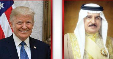 ترامب وملك البحرين يناقشان اتفاقية السلام مع إسرائيل