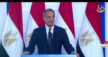 وزير الاتصالات يعلن عن ثلاث مبادرات لتشغيل الشباب داخل وخارج مصر