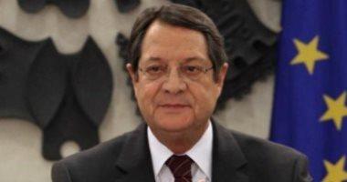 رئيس قبرص يطالب ميركل بموقف أوروبي قوي ضد استفزازات تركيا