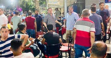 المرشحون يتوافدون أمام محكمة بنها لتقديم طلبات الترشح لانتخابات النواب.. صور